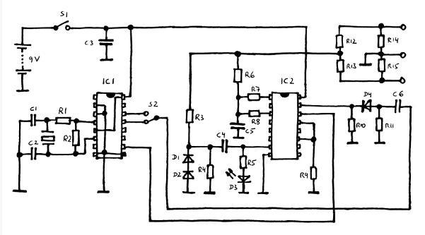 circuit design pic micro arduino  u0026 analog ic u0026 39 s
