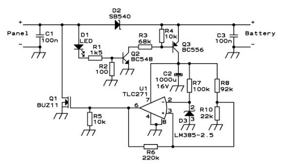 SOLREGSW Контроллер для солнечных батарей 2 (Машинный перевод) .